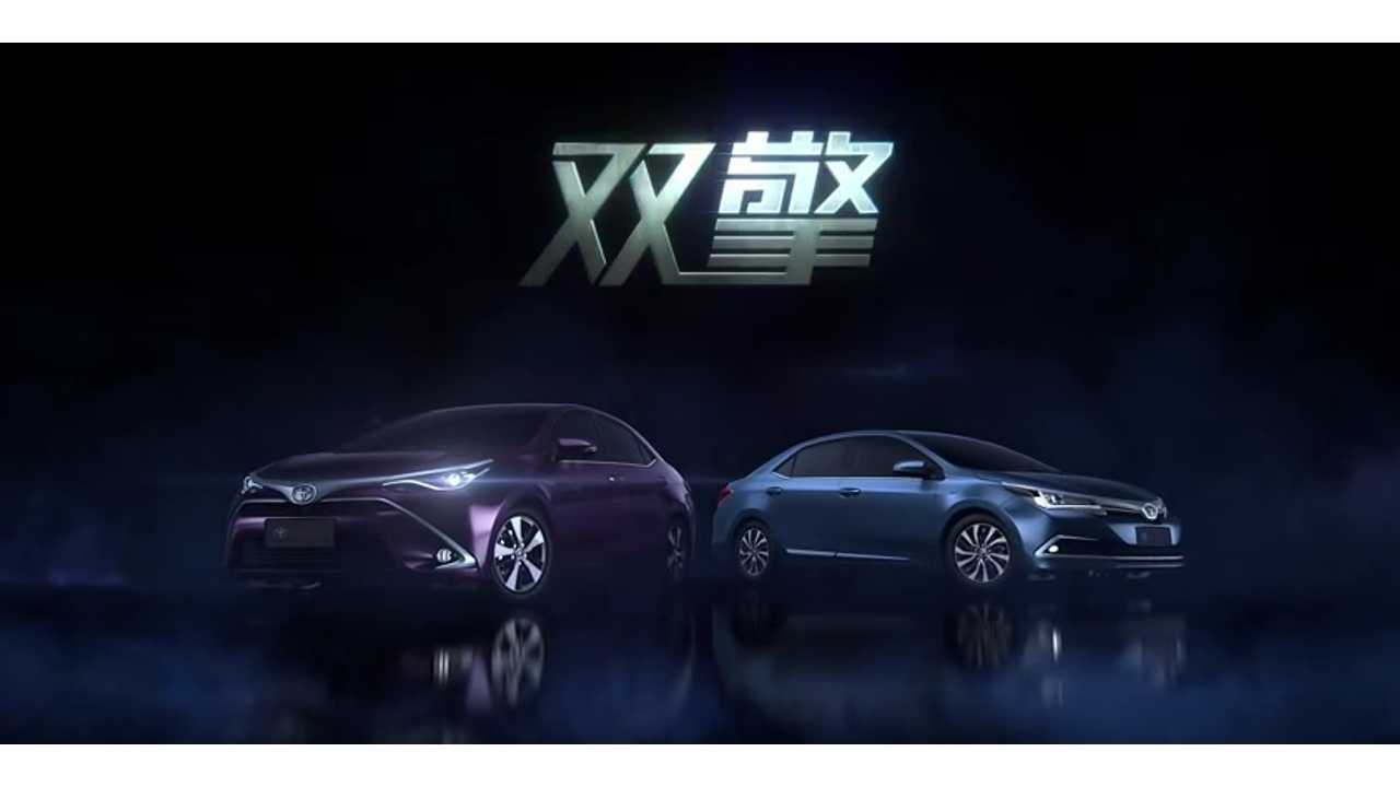 Toyota Launches Plug-In Hybrid Corolla And Levin In China, Could US/Europe Be Next? (video)