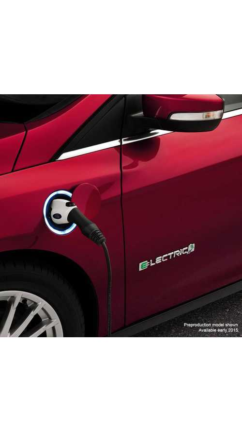 Ford Not Interested In Competing With Bolt Or Model 3 - Won't Offer A 200-Mile Electric Car