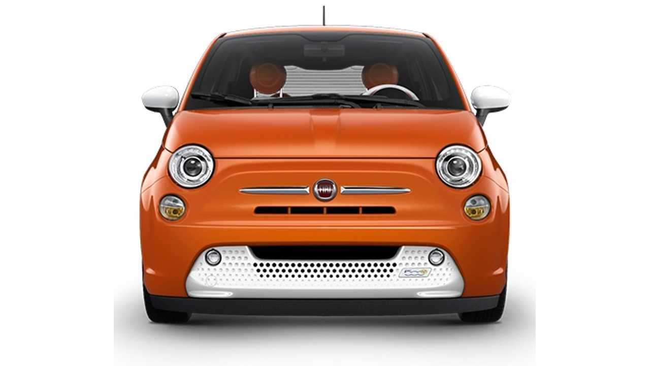 Black Friday, Saturday, Sunday Lease Deal - Fiat 500e For $49 Per Month With $0 Down