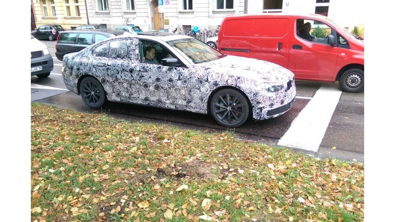 More Details On BMW's Upcoming 5 Series PHEVs