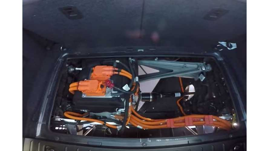 Track Video Shows BMW i3 Motor In Action