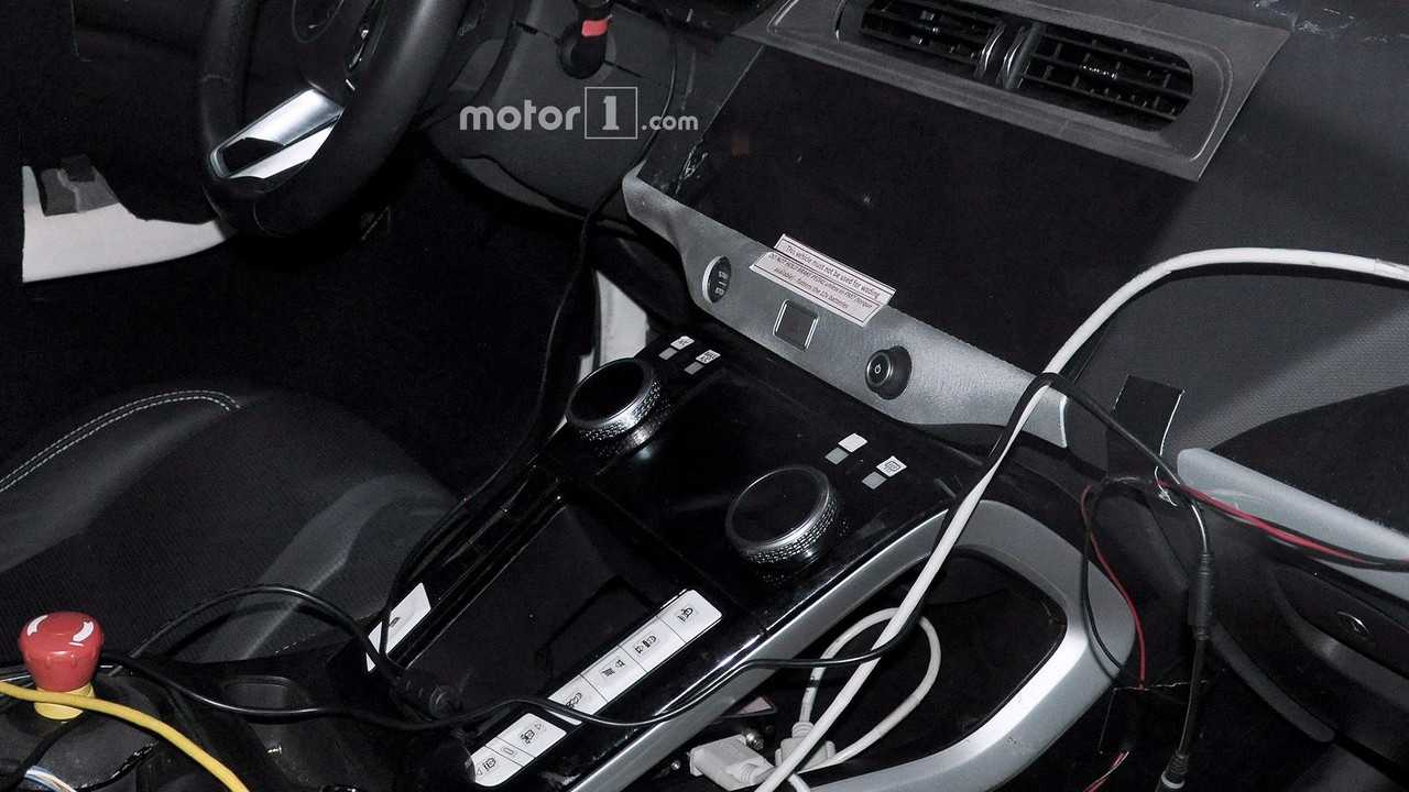 Check Out The Interior Of Jaguar I-Pace In Latest Spy Photos