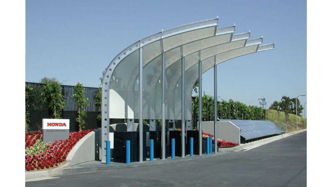 11 Japanese Powerhouses Go All In For Hydrogen Stations