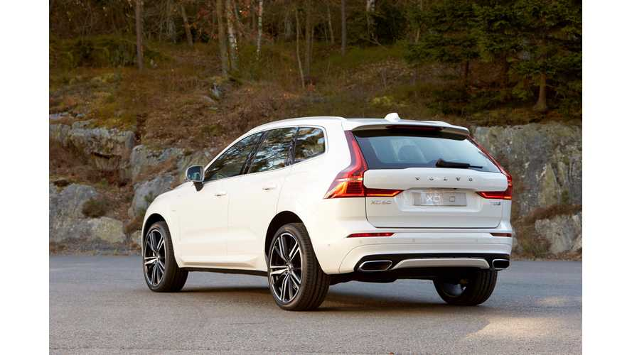 13.5% Of Global Volvo Sales In January Were Plug-Ins