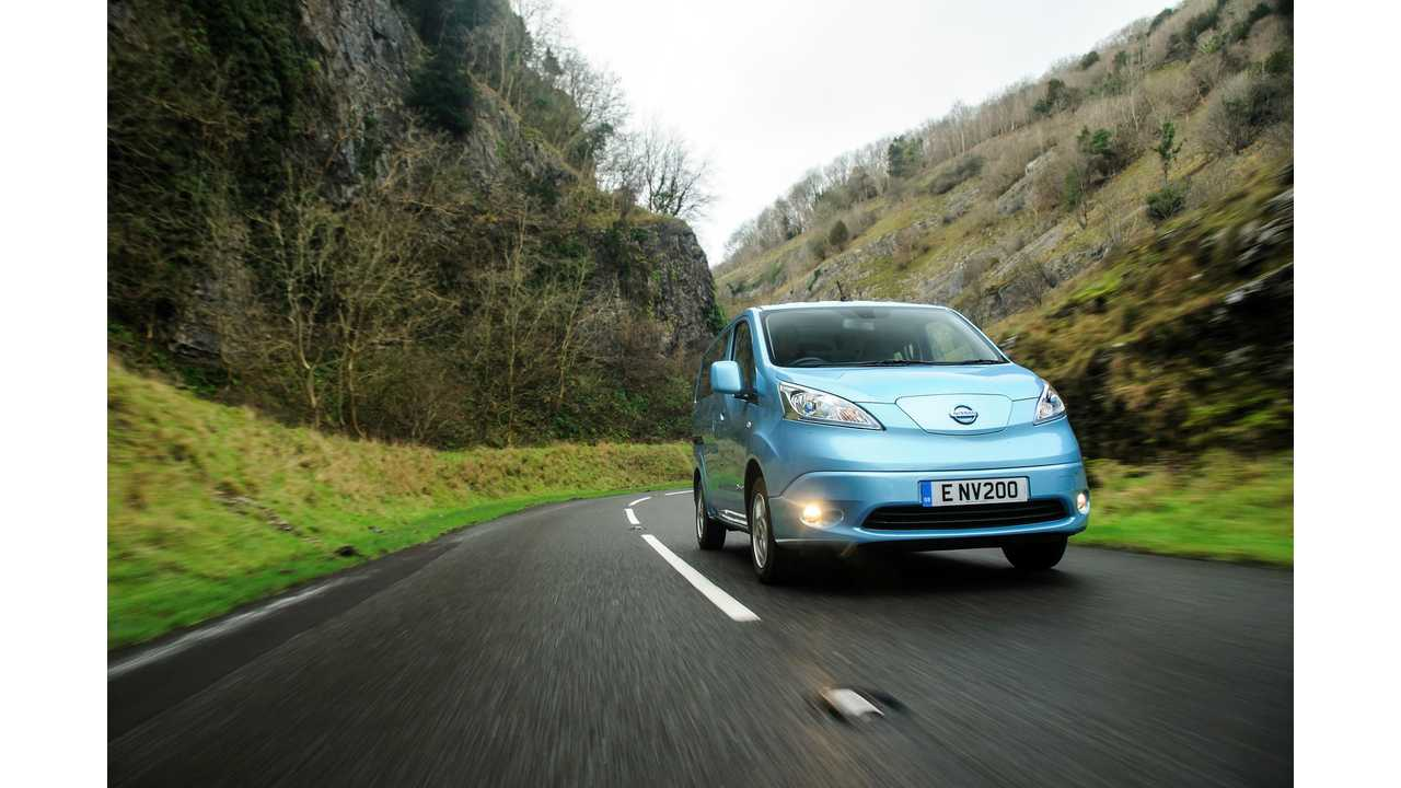 Nissan Exec Expects Next-Gen EVs Will Boast 310-Mile Electric Range