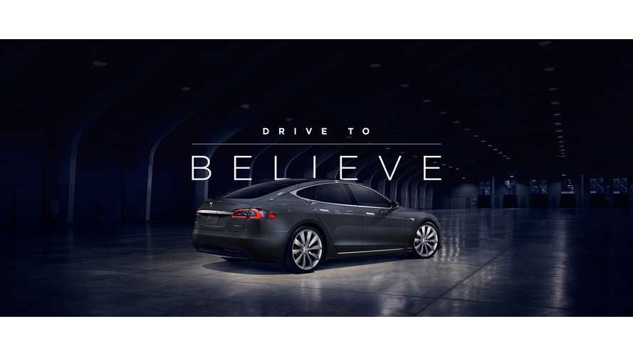 Tesla Releases 'Swap Your Car For A Model S' Videos