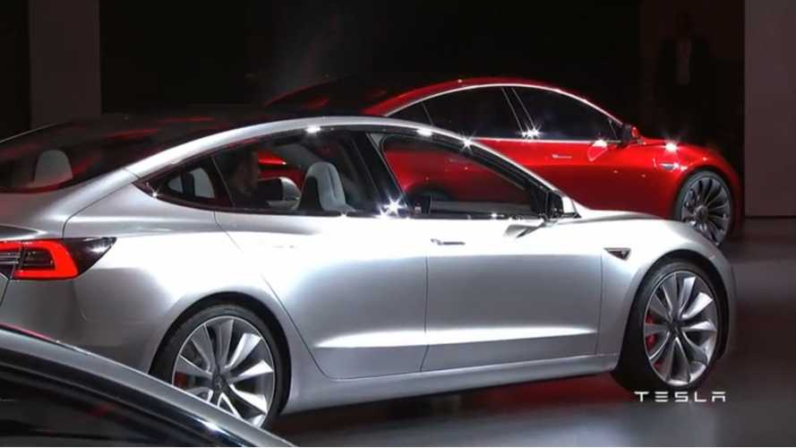 LG Reported As Maker Of Tesla Model 3 Display