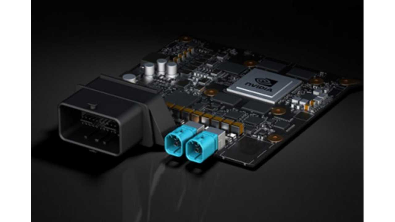 It's Official. Tesla Uses NVIDIA DRIVE PX 2 AI Computing Platform