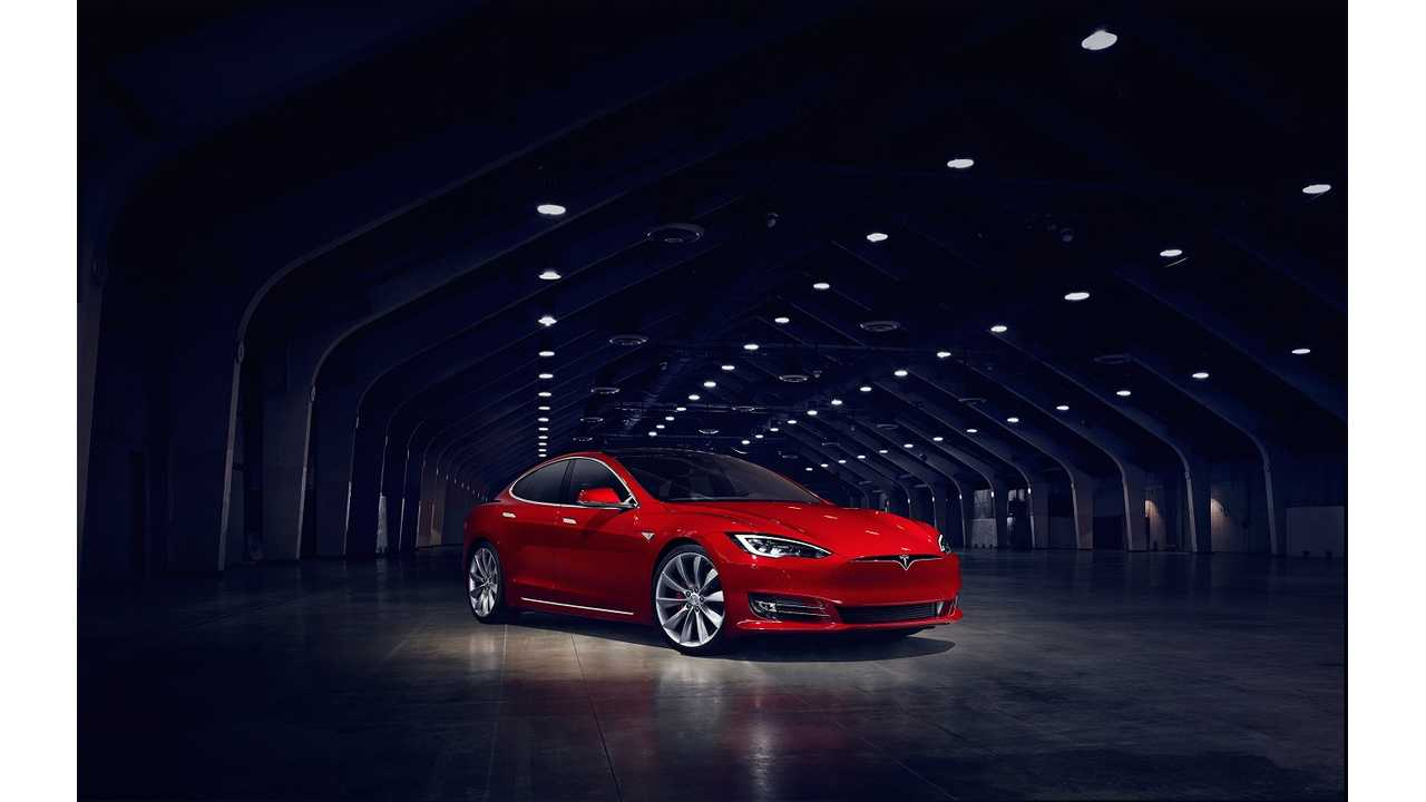New Tesla Model S Refresh + 90 kWh Range Updates Released Tuesday