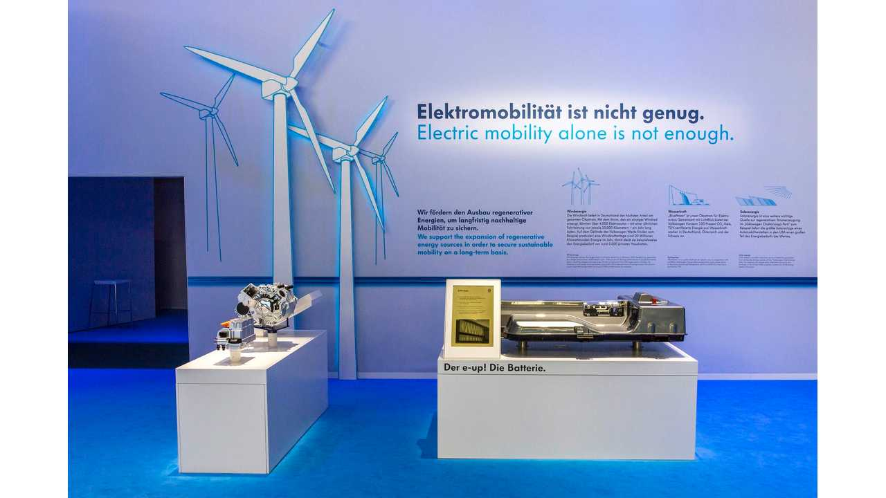 Own An e-Volkswagen? Your Motor Must Come From Kassel (Video)