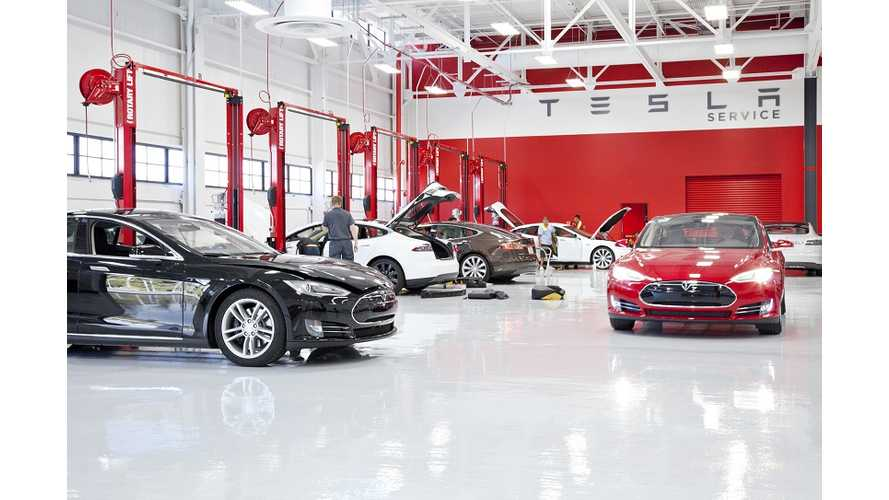 Tesla Gets Green Light To Open First Service Center & Showroom In New Jersey