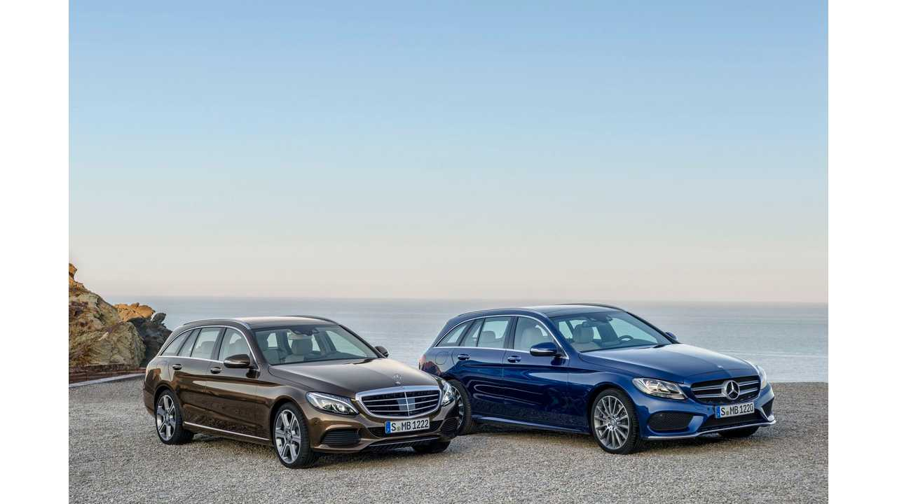 Mercedes-Benz Confirms Future Arrival Of C-Class C350 Plug-In Hybrid