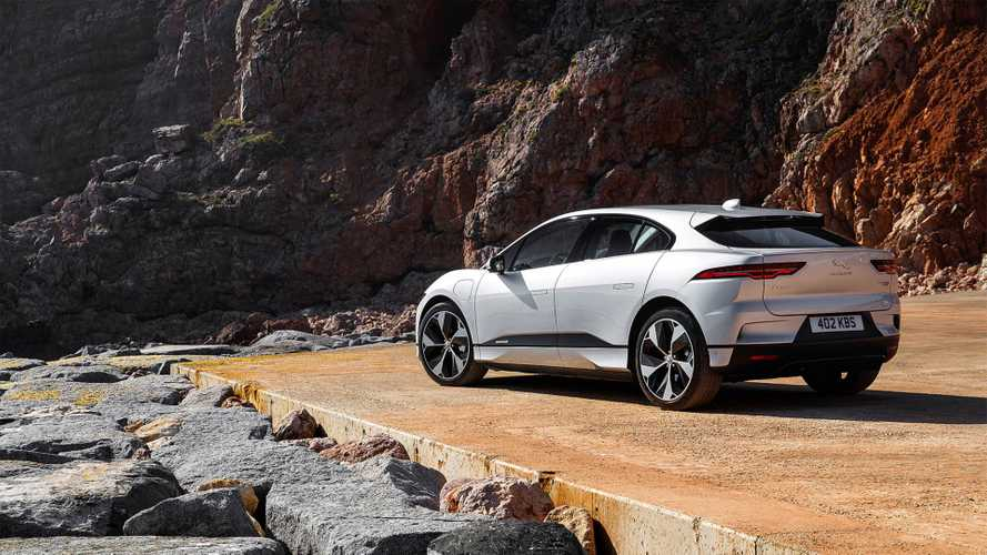 Jaguar I-PACE Tested At 350 kW Ultra-Fast Charger