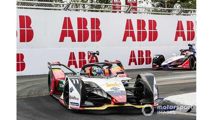 Formula E's Di Grassi, Frijns Lock Horns In Twitter Spat