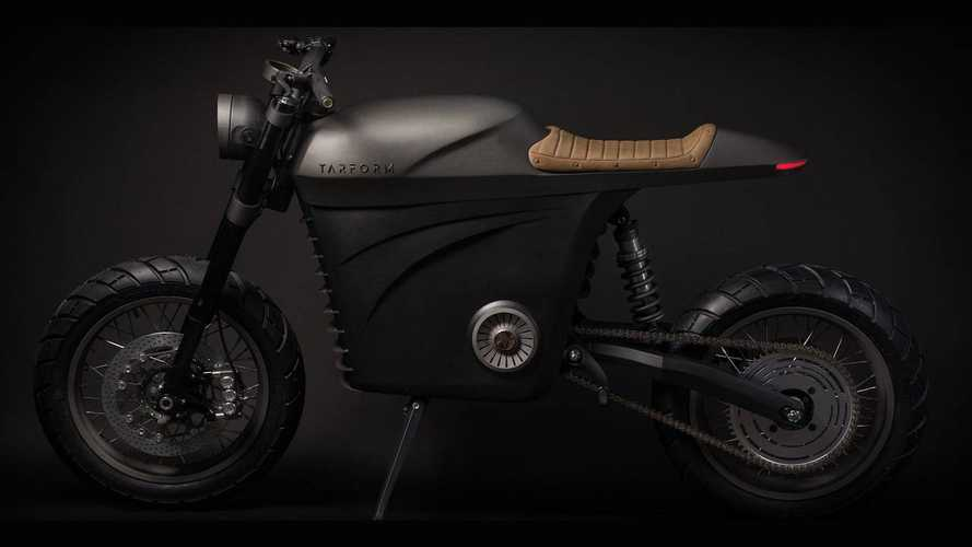 Steampunk-Looking E-Bike Is the Latest American Creation