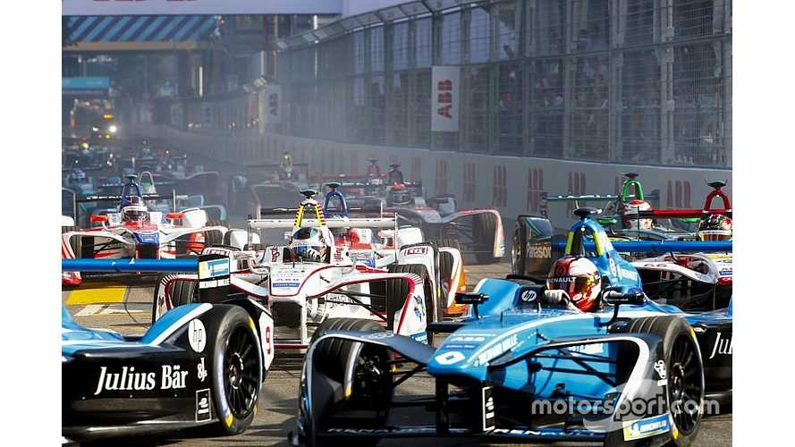 Bern Confirmed To Replace Zurich On Formula E Race Calendar