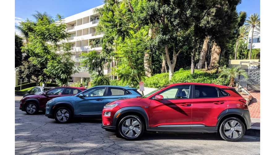 Throttle House Reviews Hyundai Kona Electric & Nexo Fuel Cell: Videos
