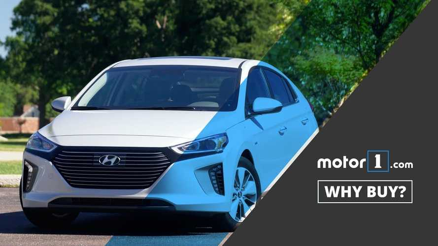 Hyundai IONIQ Plug-In Hybrid - Why Buy?