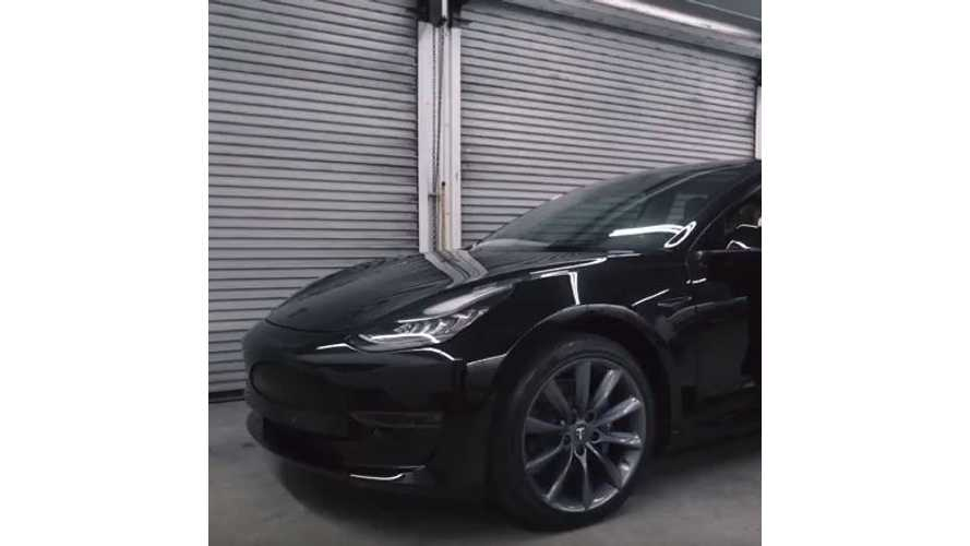 TSportline Shows Us Its Customized Tesla Model 3 Called 3X - Video