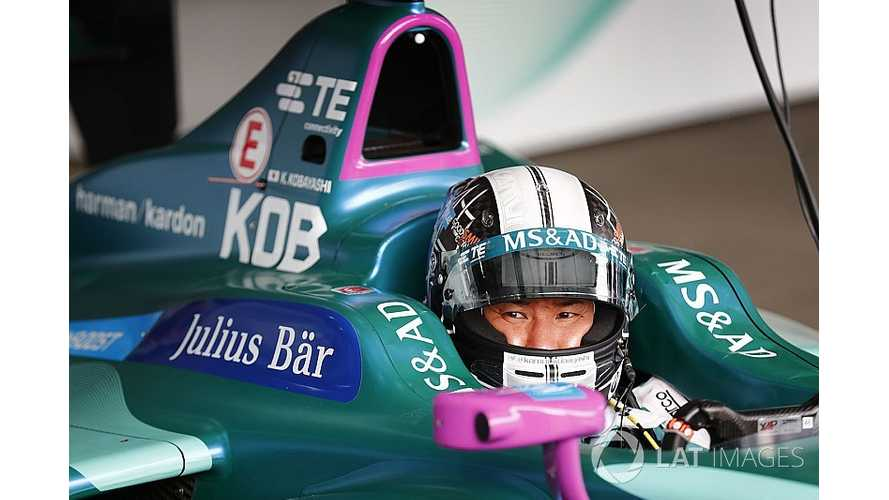 Ex-Formula 1 Driver Kobayashi Likely To Retain Formula E Spot After Successful First Races