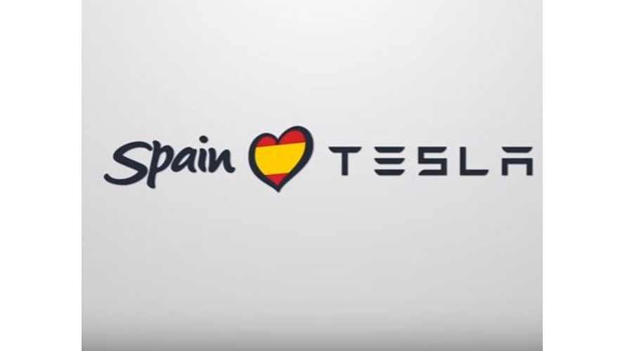 Spain Campaigns For Tesla Factory  (w/video)