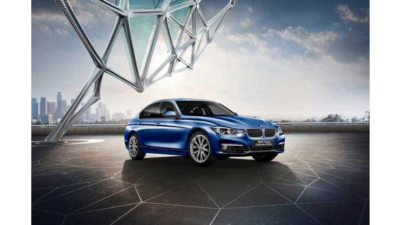 BMW Japan Reveals 330e Celebration Edition