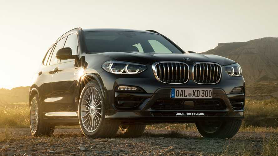 Alpina's £57,900 XD3 Biturbo to arrive on UK shores in April
