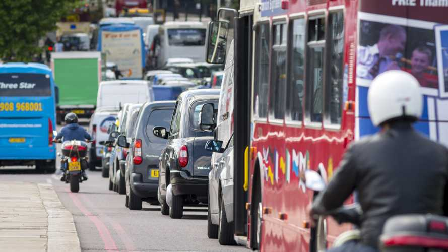 First signs of new ultra-low emission zone appear in London