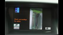 Seitenkamera als Parkhilfe