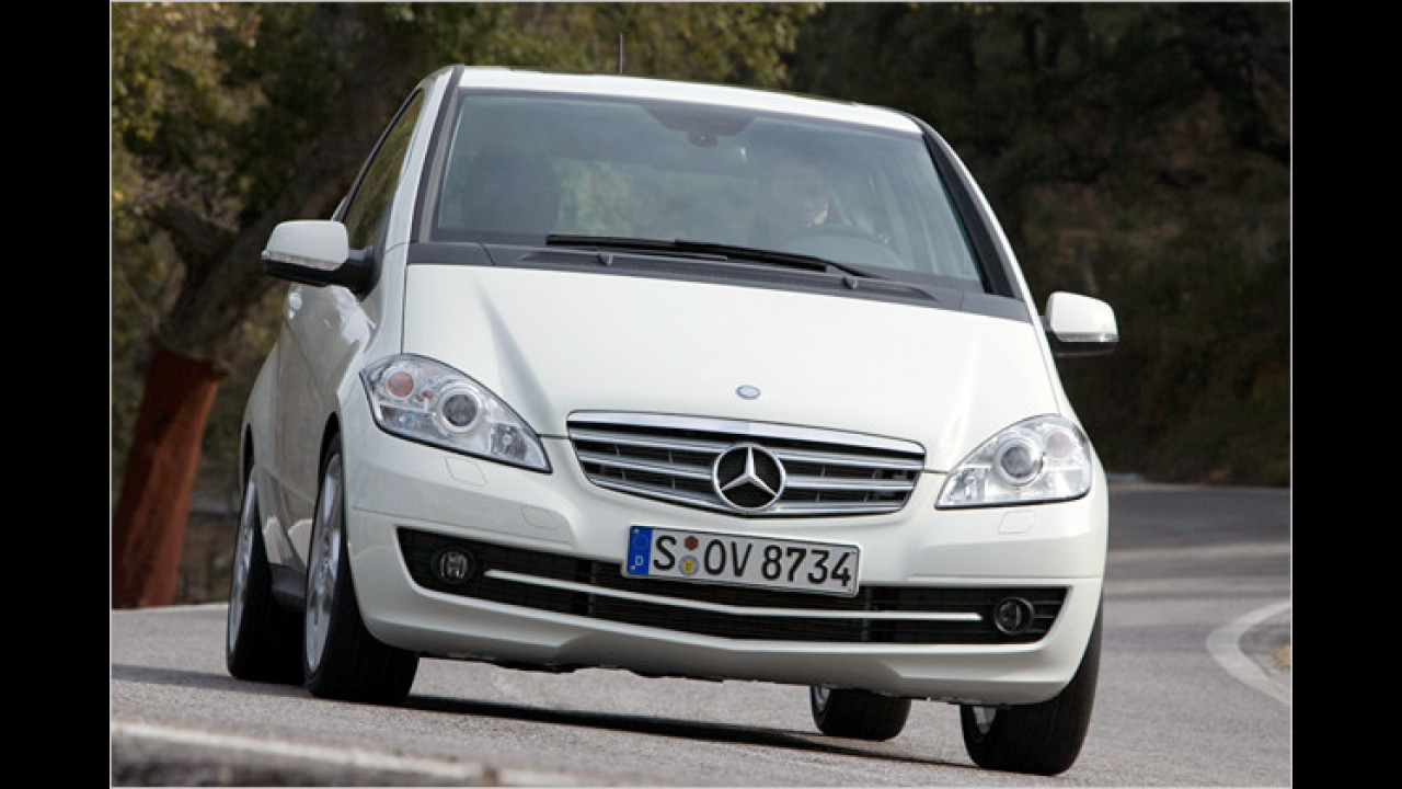 Mercedes A 200 Turbo Elegance 3-türig