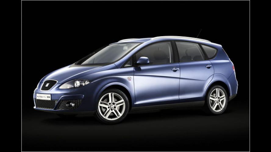 Diskreter Charme: Dezentes Facelift für Seat Leon und Altea