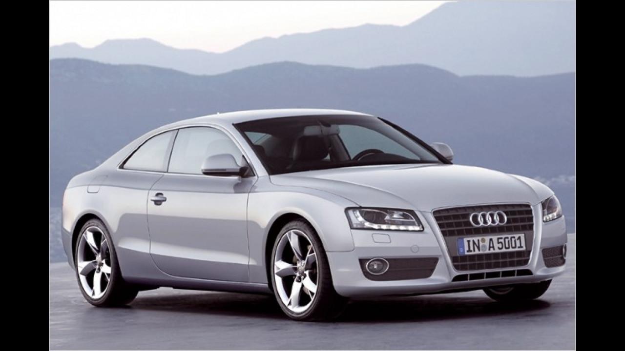 Audi A5 3.2 FSI multitronic