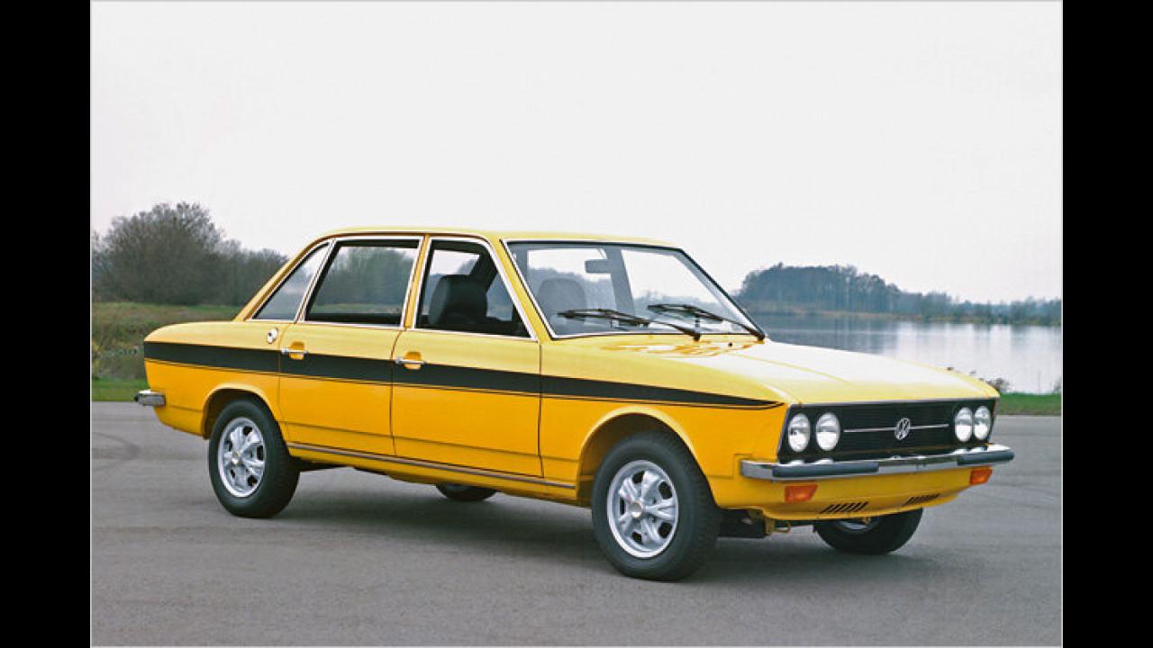 40 Jahre VW K 70