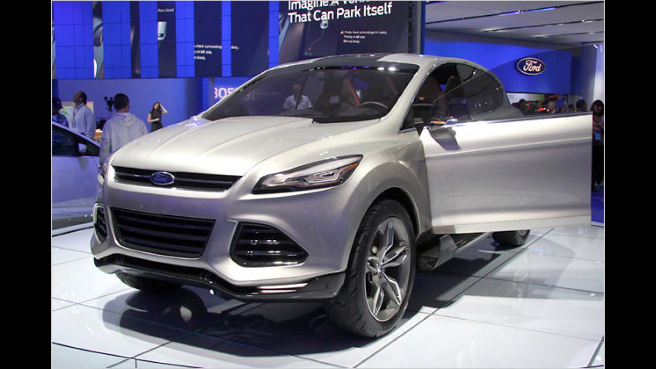 Ford Vertrak
