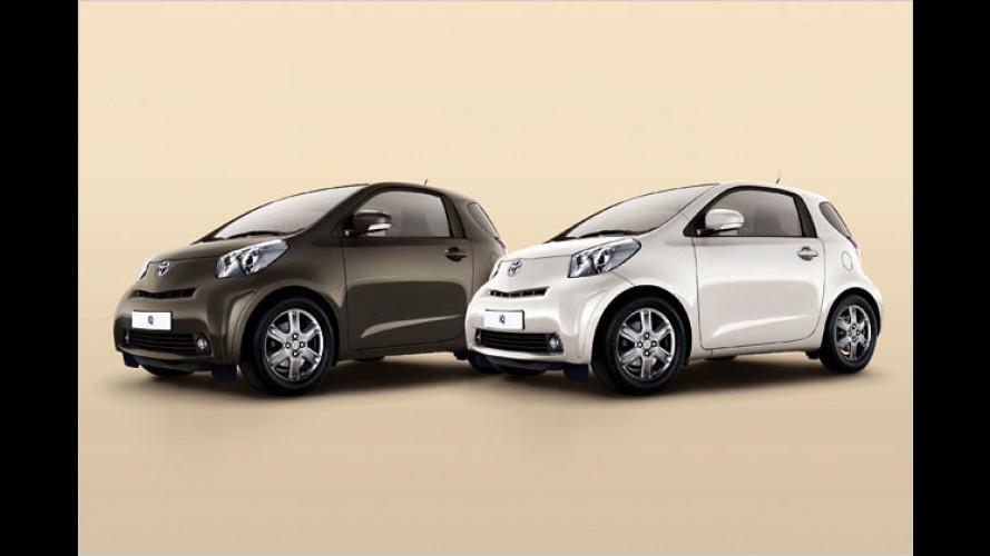 Süß, der Kleine: Toyota iQ (N)collection als Sondermodell