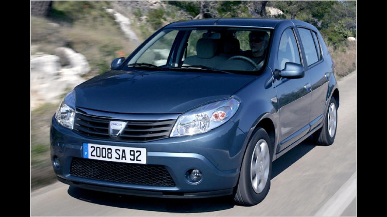 Dacia Sandero 1.2 16V eco2