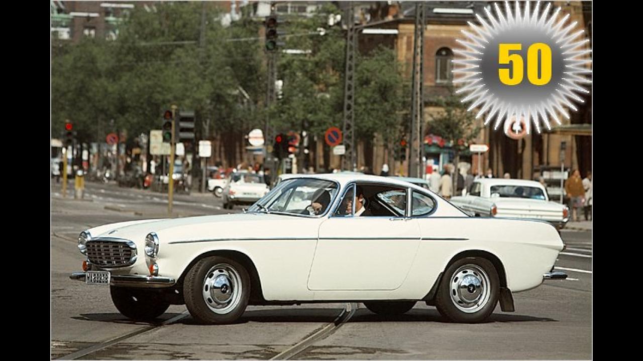 50 Jahre Volvo P1800