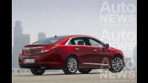 Neuer Opel Omega