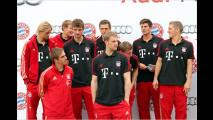 FC Bayern: Neue Audis