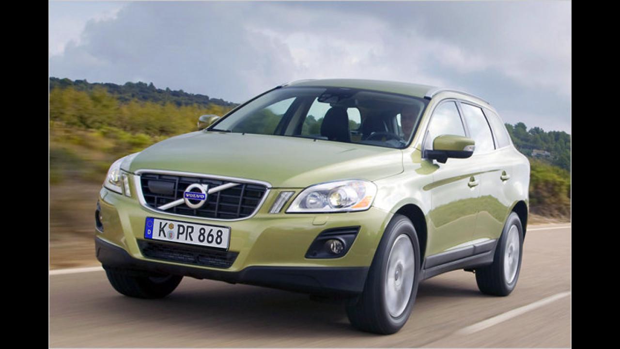Volvo: Die häufigste Farbe ist Schwarz
