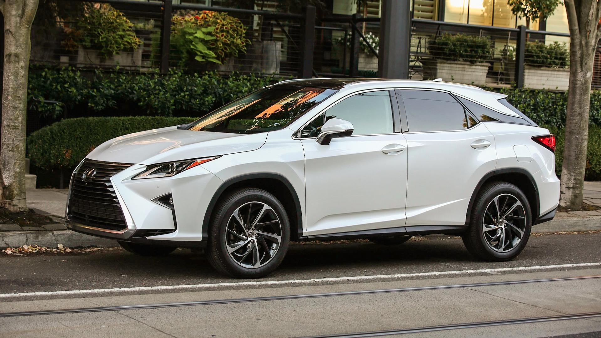 Lexus Rx News And Reviews Motor1 Com