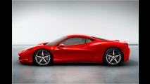 Neu: Ferrari 458 Italia