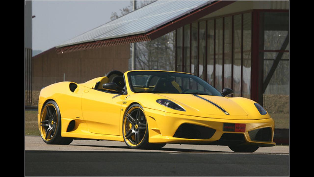 Novitec Ferrari Scuderia Spider 16M