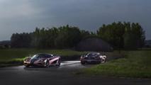 Koenigsegg Hasselblad photo session