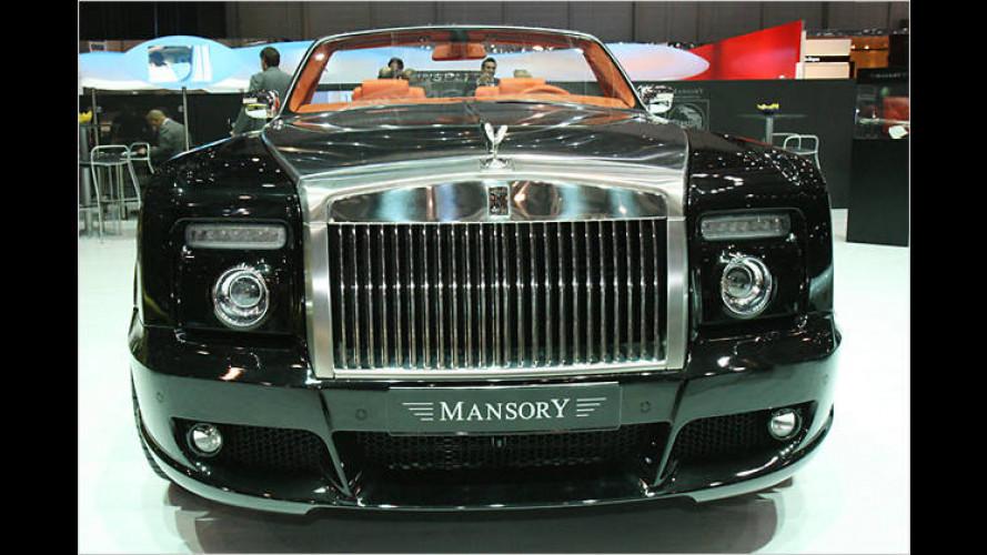 Die Majestät von Bel Air: Das Rolls-Royce Drophead Coupé