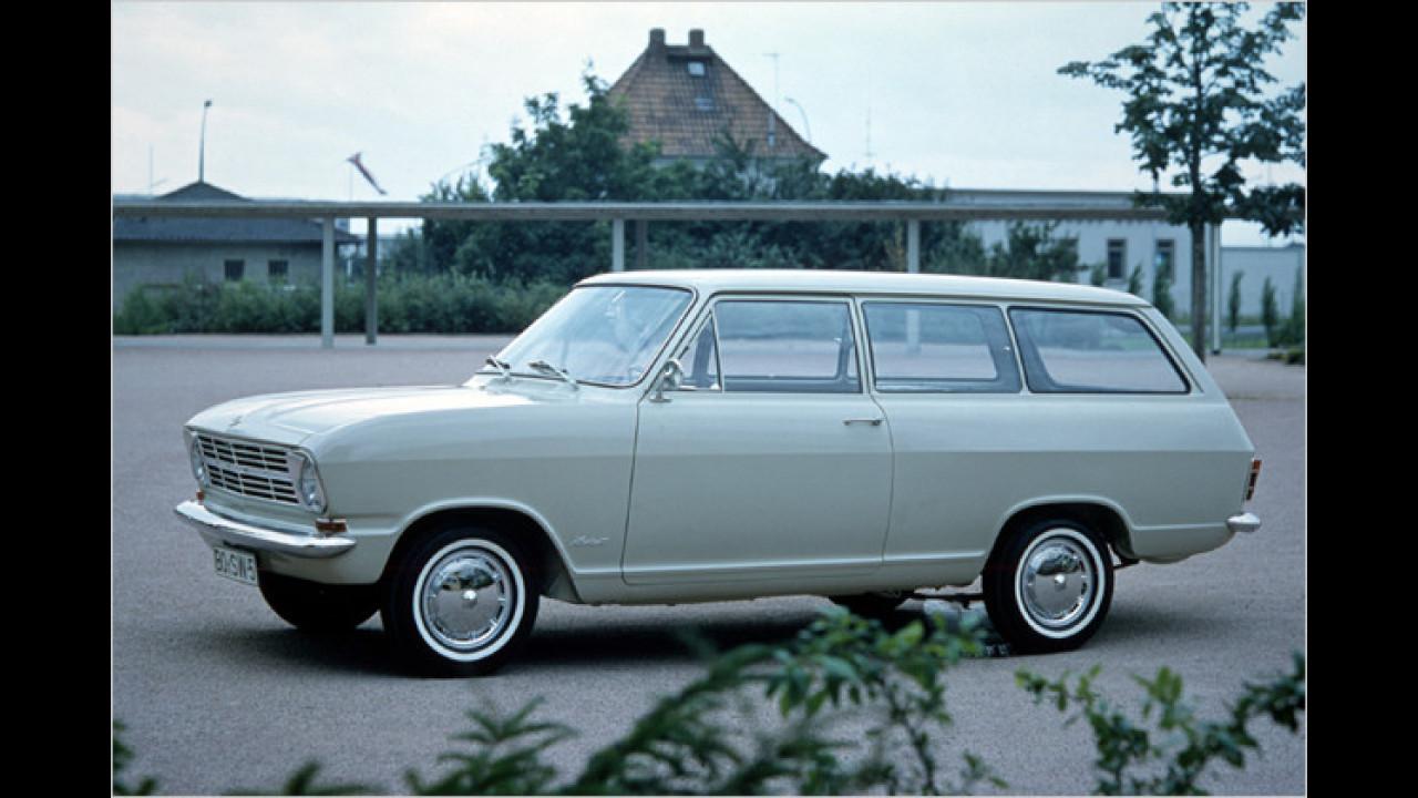 Opel Kadett B Caravan (1965)