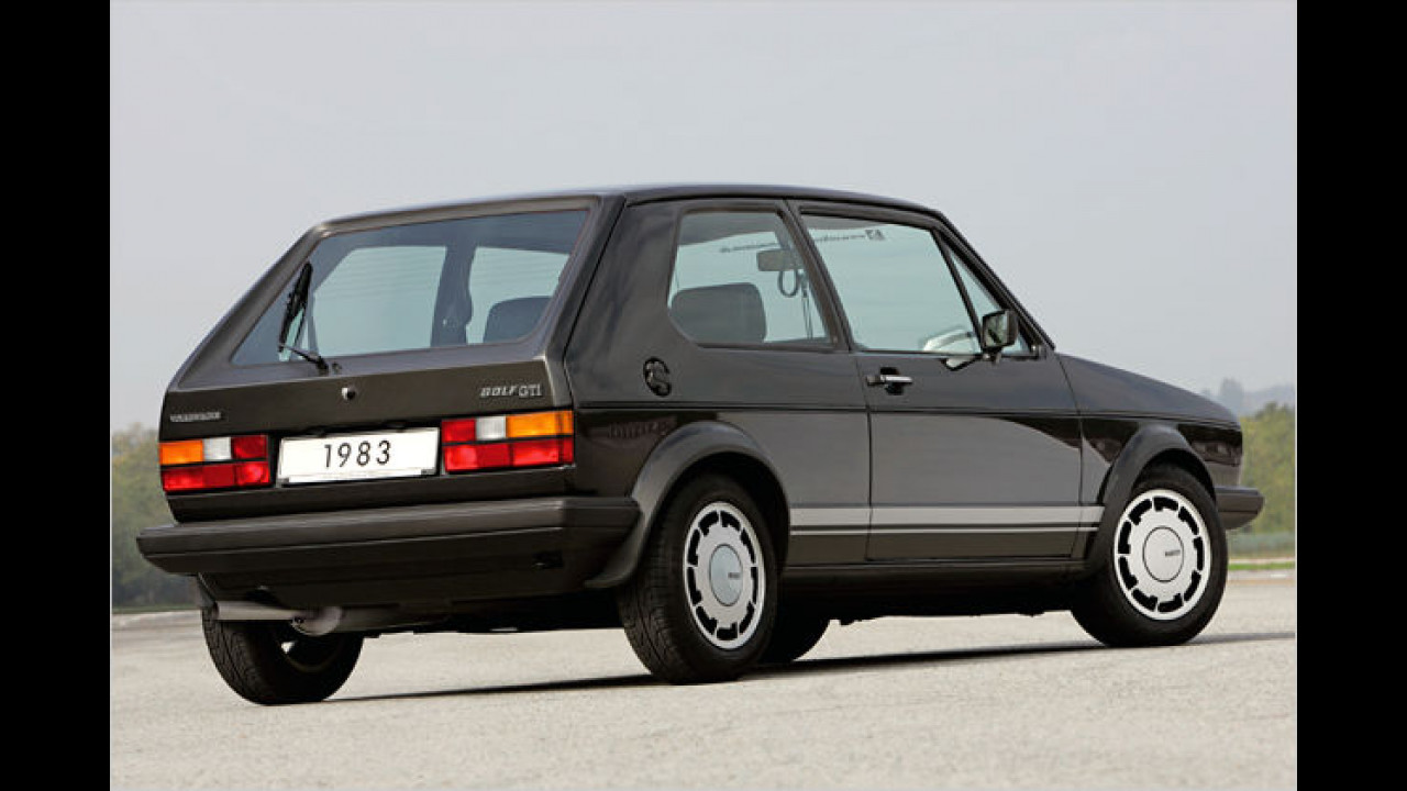 VW Golf GTI Pirelli (1983)