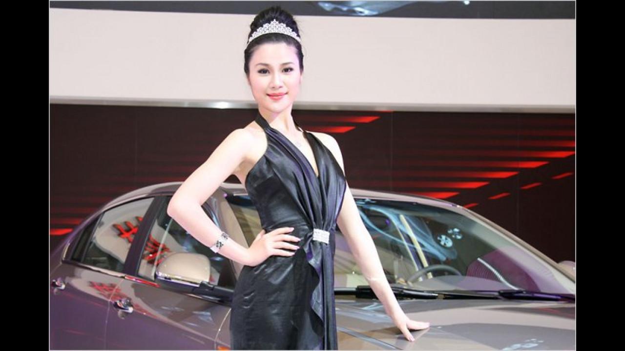 Ah! Die Queen von Shanghai!