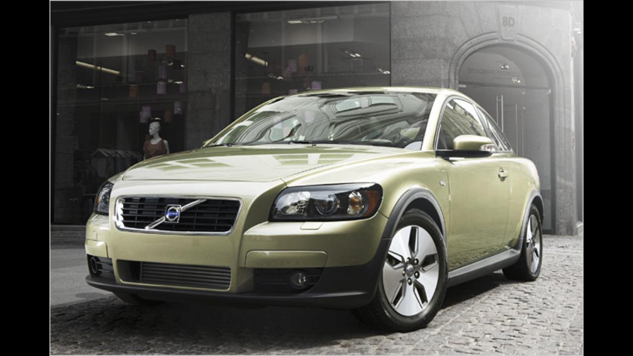 Volvo C30 1.6D DRIVe Start/Stop DPF