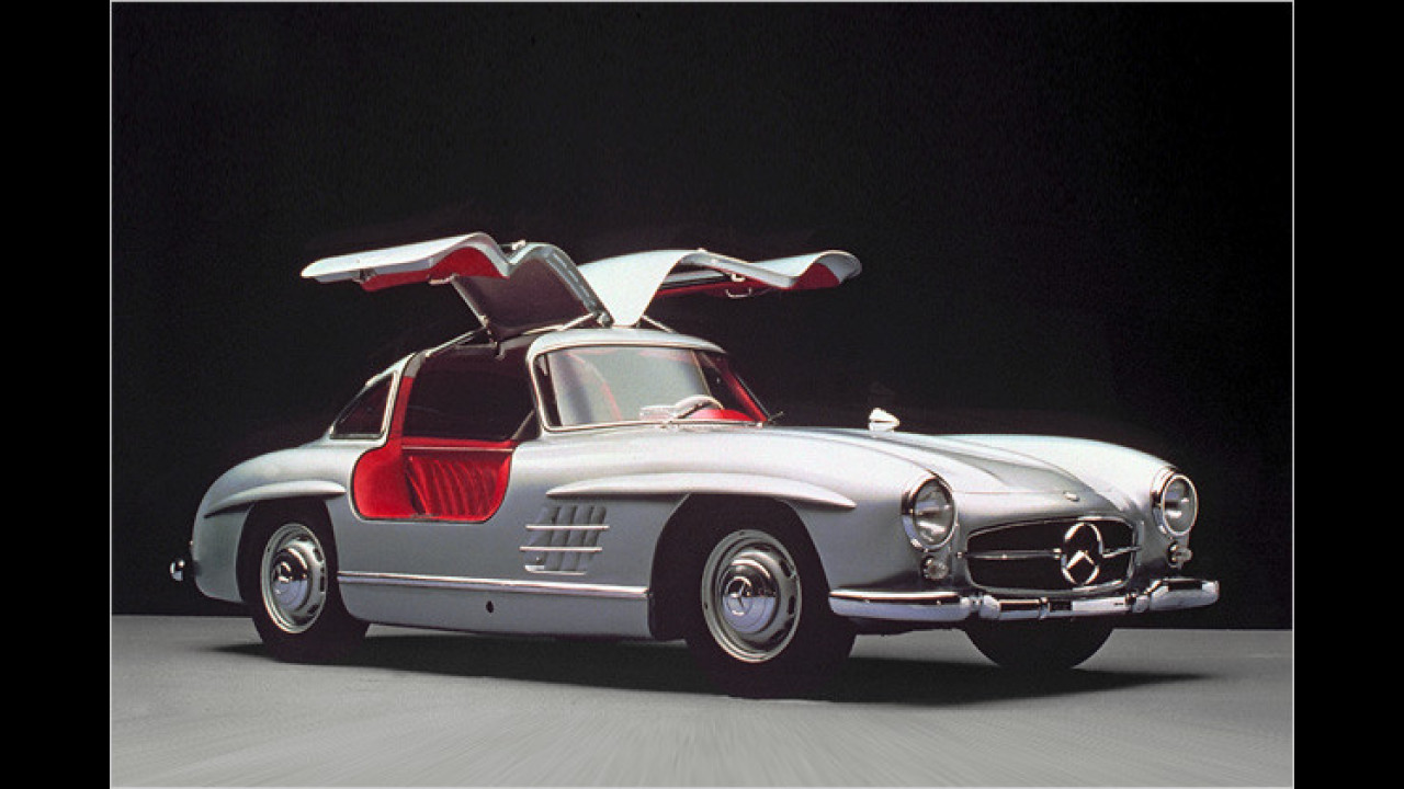 Mercedes 300 SL (1954)